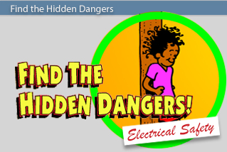 Find the Hidden Dangers - Electric