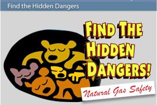 Find the Hidden Dangers Gas